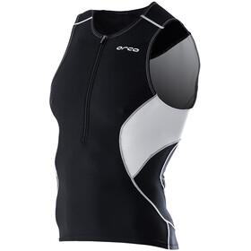 ORCA Core Débardeur de triathlon Homme, black/white